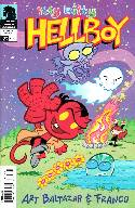 Itty Bitty Hellboy #2 [Comic] THUMBNAIL