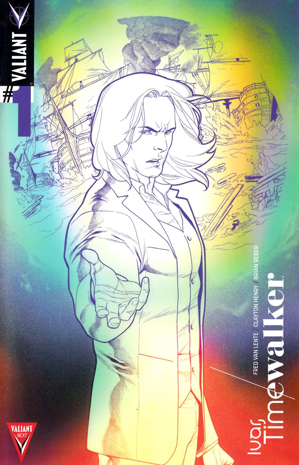 Ivar Timewalker #1 Cover D- Valiant Next [Valiant Comic]
