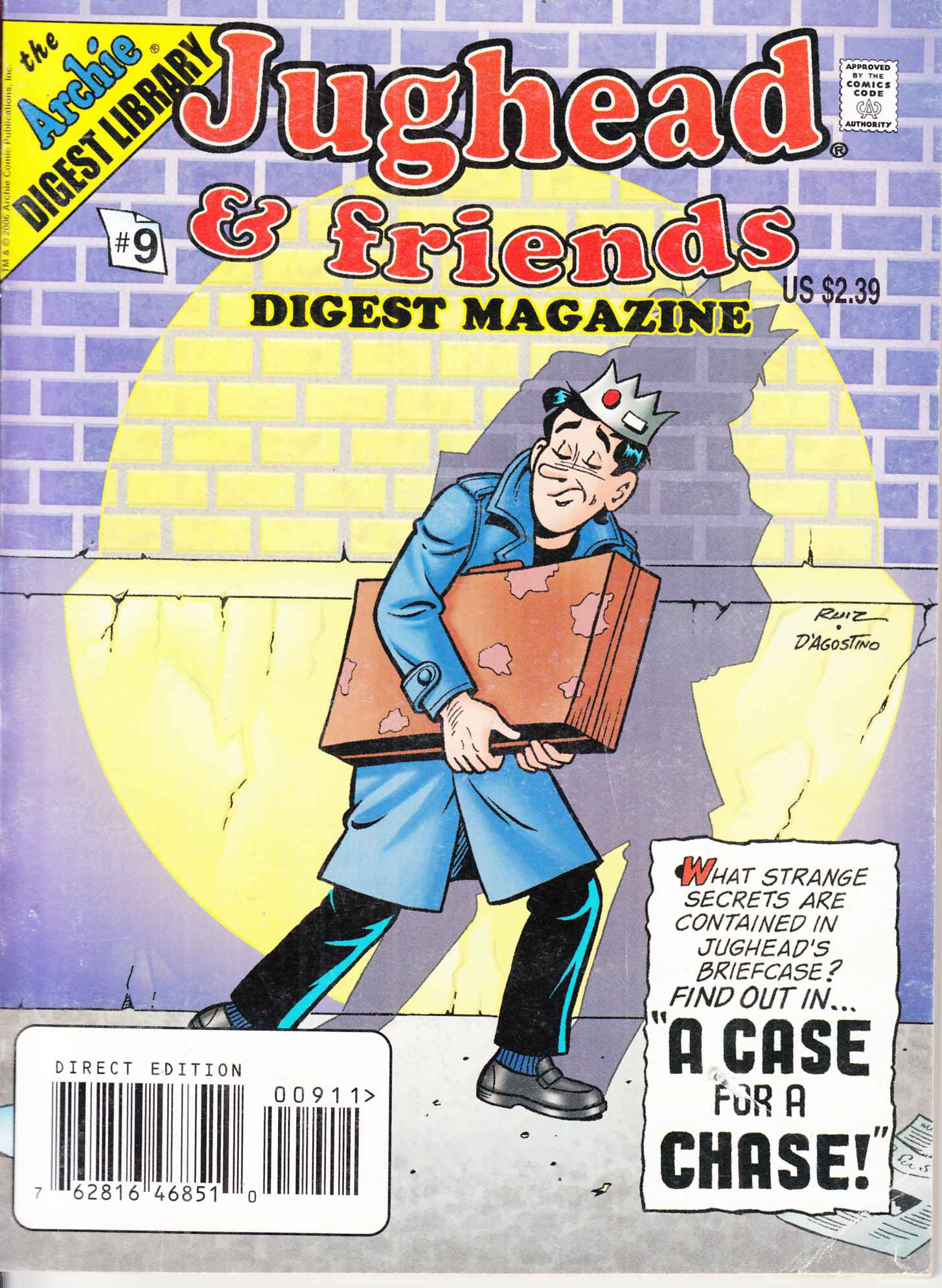 Jughead and Friends Digest #9 Very Good (4.0) [Archie Comic] THUMBNAIL