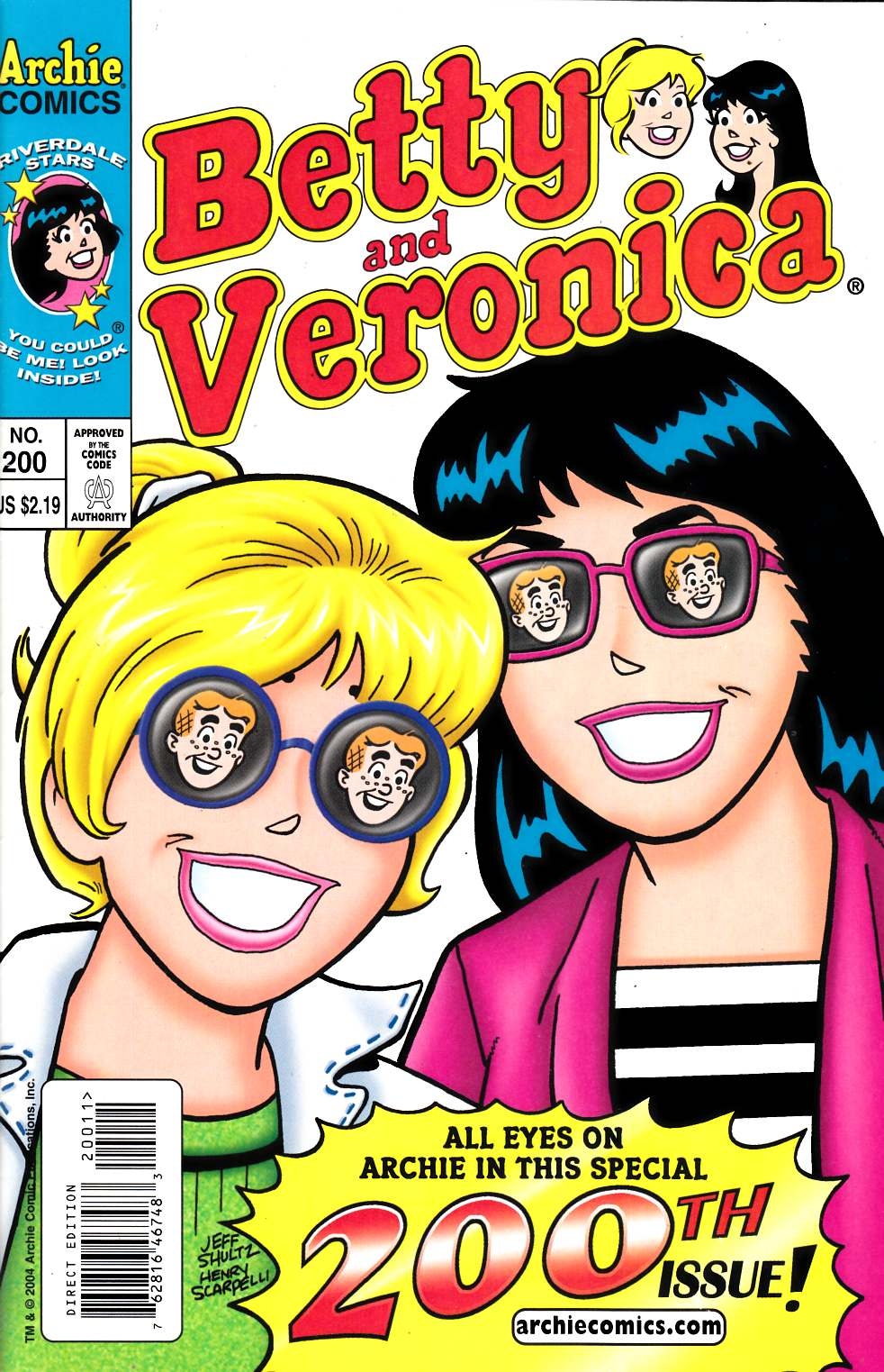 Betty & Veronica #200 Very Fine (8.0) [Archie Comic] THUMBNAIL