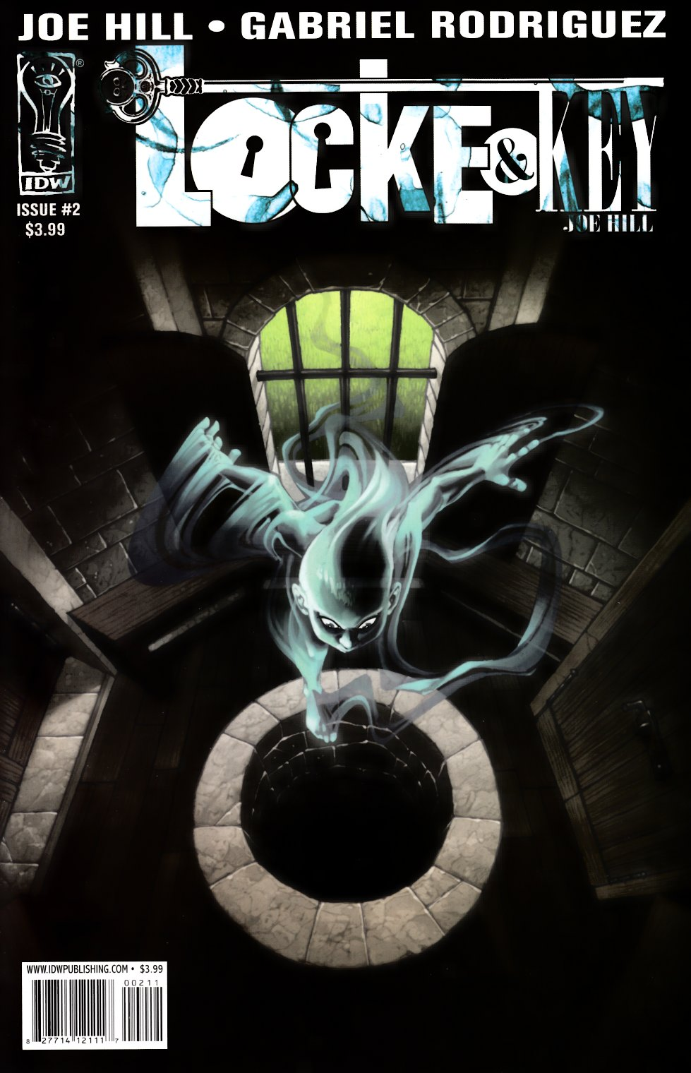 Locke & Key #2 [IDW Comic]_THUMBNAIL