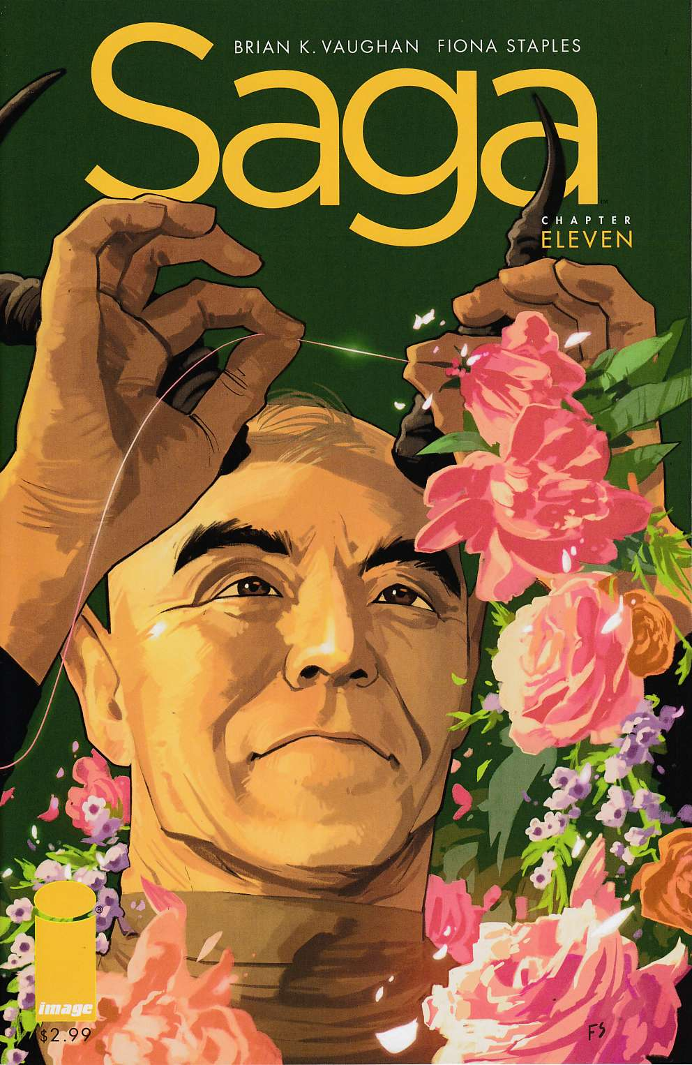 Saga #11 Near Mint (9.4) [Image Comic] THUMBNAIL