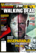Walking Dead Magazine #3 Newsstand Edition [Magazine] THUMBNAIL