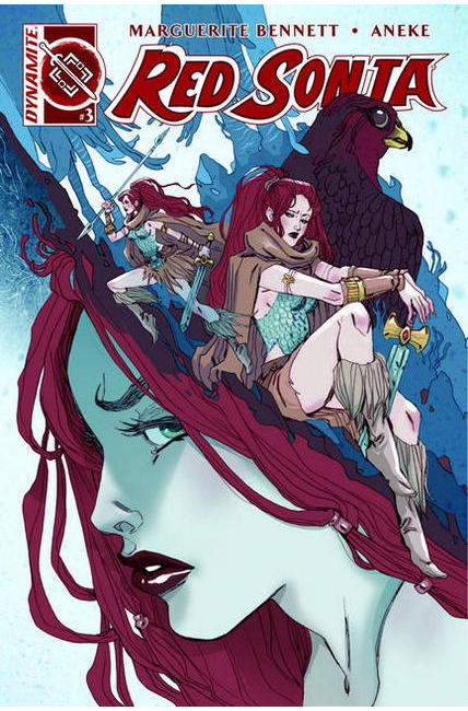 Red Sonja Volume 3 #3 [Dynamite Comic]_THUMBNAIL