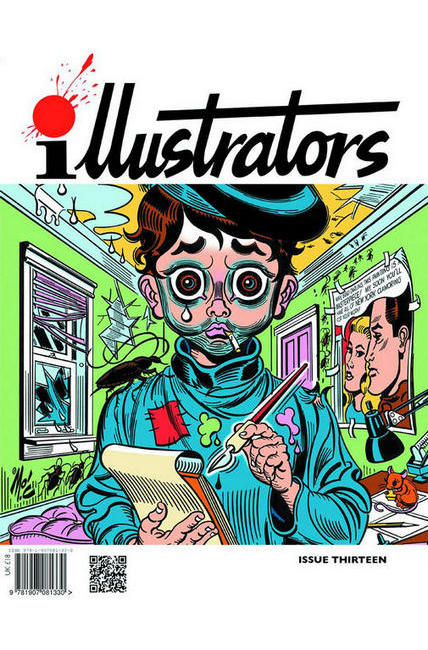 Illustrators Magazine #13 [Book Palace Magazine] LARGE