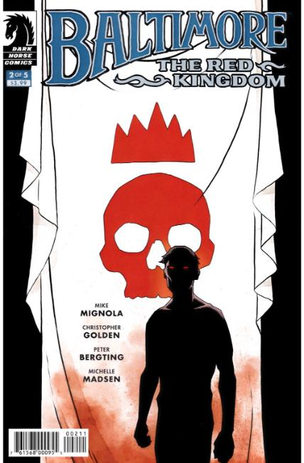 Baltimore the Red Kingdom #2 [Dark Horse Comic] THUMBNAIL