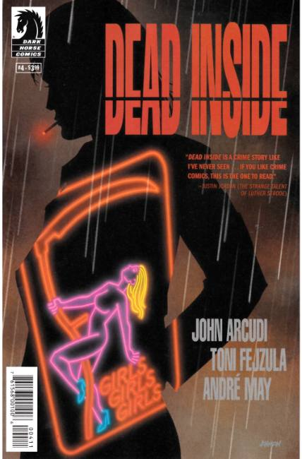 Dead Inside #4 [Dark Horse Comic] THUMBNAIL