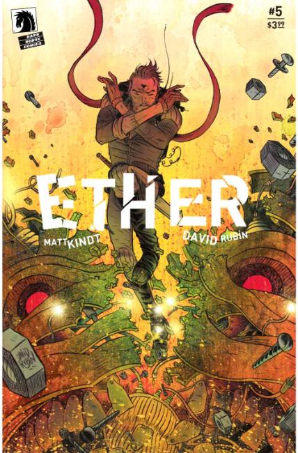 Ether #5 [Dark Horse Comic] THUMBNAIL