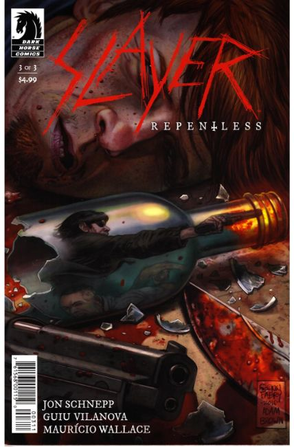 Slayer Repentless #3 [Dark Horse Comic]