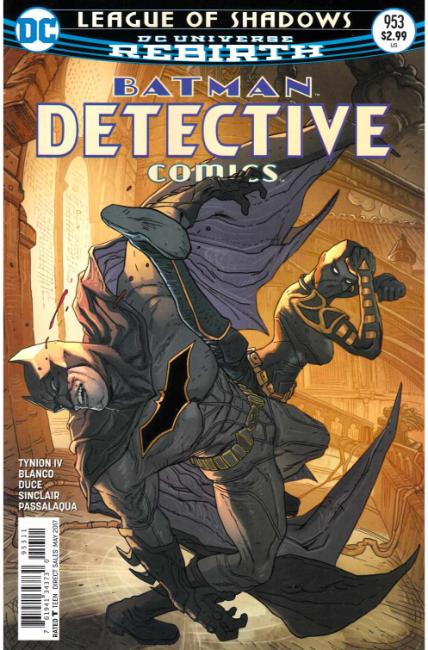 Detective Comics #953 [DC Comic]