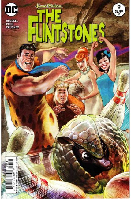 Flintstones #9 [DC Comic] LARGE