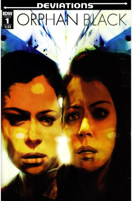 Orphan Black Deviations #1 [IDW Comic]