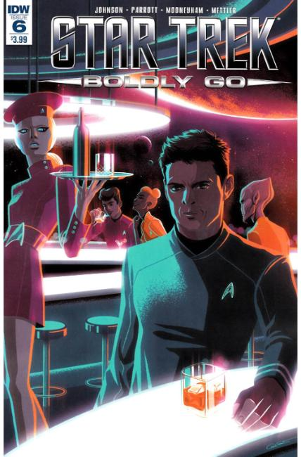 Star Trek Boldly Go #6 [IDW Comic] THUMBNAIL