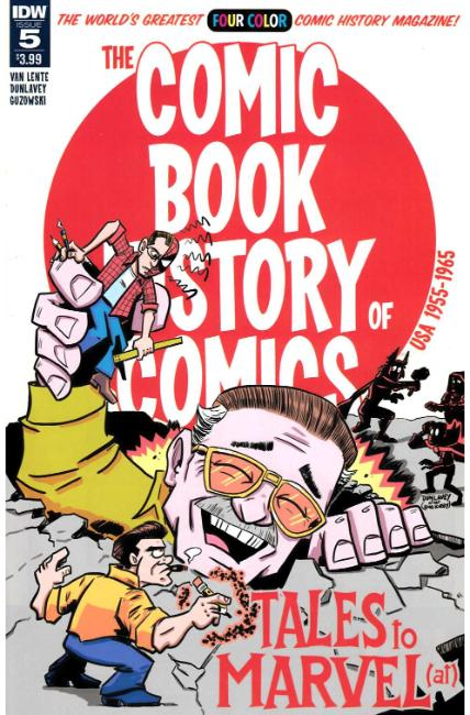 Comic Book History of Comics #5 [IDW Comic]