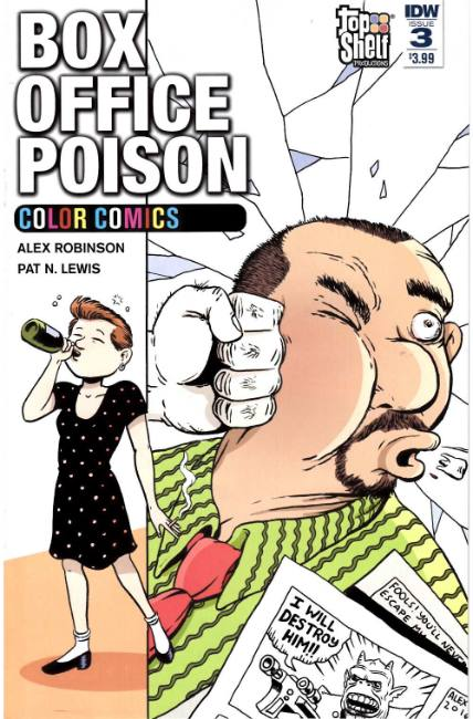 Box Office Poison Color Comics #3 [IDW Comic]