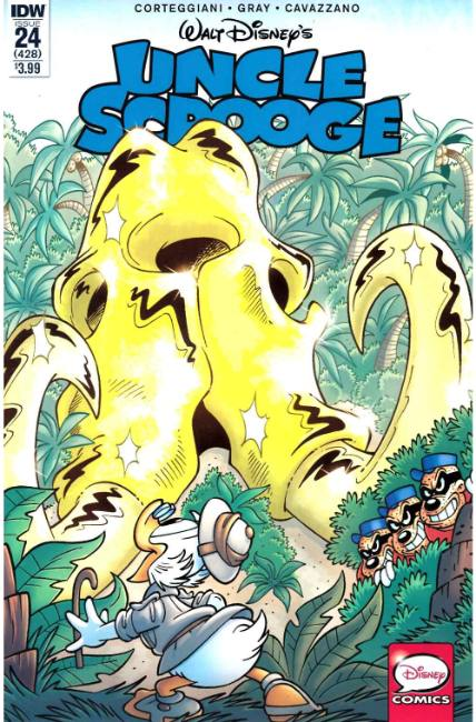 Uncle Scrooge #24 [IDW Comic] LARGE