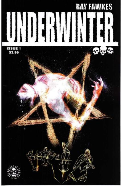 Underwinter #1 Cover A [Image Comic]
