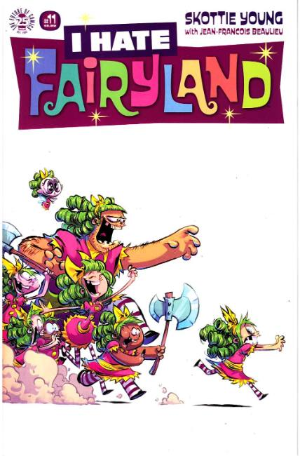 I Hate Fairyland #11 Cover A [Image Comic] THUMBNAIL