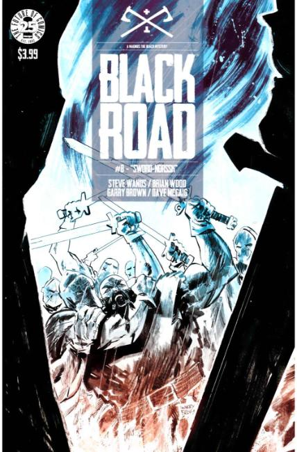Black Road #8 [Image Comic] LARGE