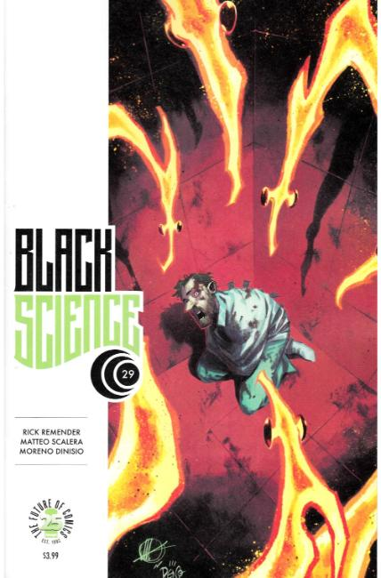 Black Science #29 Cover A [Image Comic] LARGE