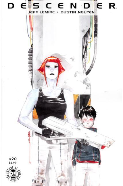 Descender #20 [Image Comic] THUMBNAIL