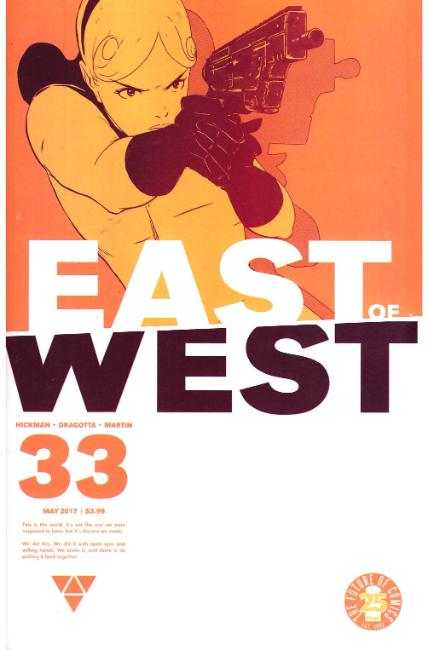 East of West #33 [Image Comic]