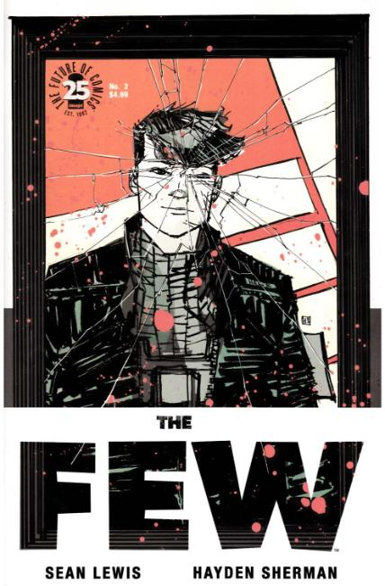 Few #3 [Image Comic]