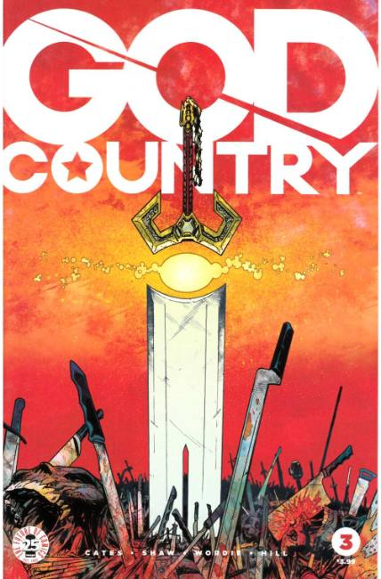 God Country #3 Cover A [Image Comic] THUMBNAIL