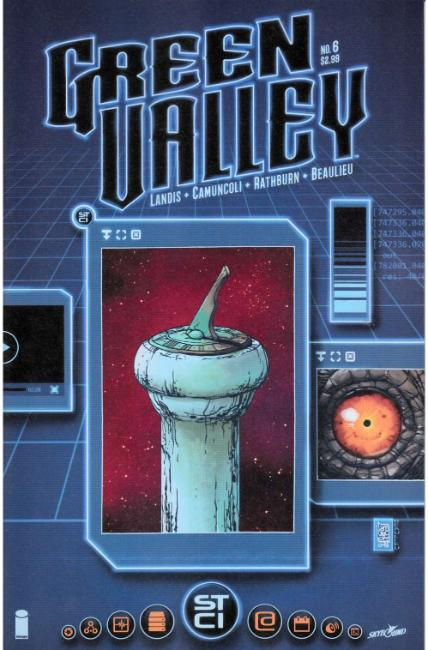 Green Valley #6 [Image Comic] THUMBNAIL