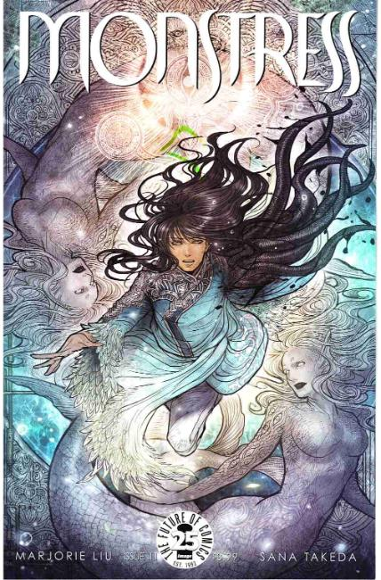 Monstress #11 [Image Comic]