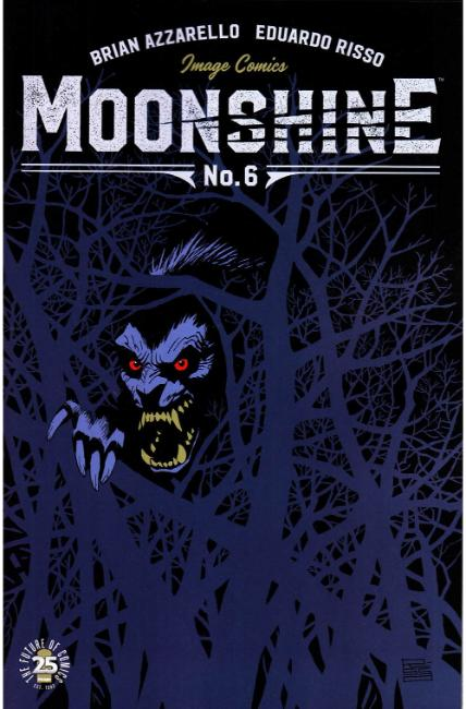 Moonshine #6 Cover A [Image Comic]