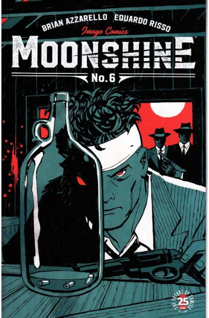 Moonshine #6 Cover B [Image Comic]