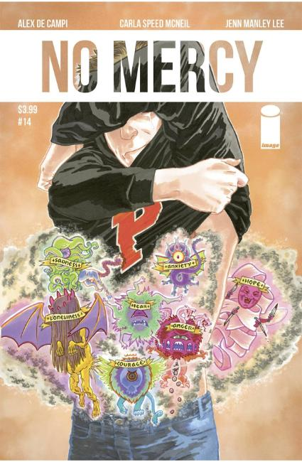 No Mercy #14 [Image Comic] THUMBNAIL