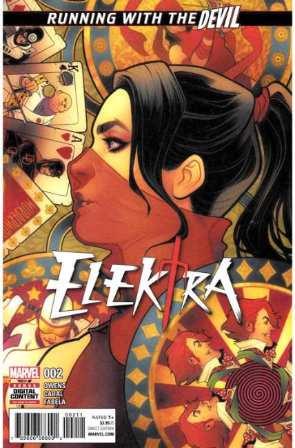Elektra #2 [Marvel Comic]