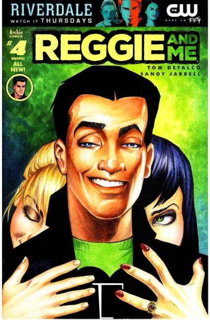 Reggie and Me #4 Cover C [Archie Comic] THUMBNAIL