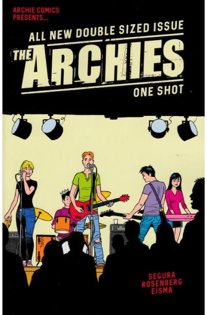 Archies (One Shot) Cover A [Archie Comic] THUMBNAIL