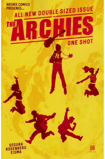 Archies (One Shot) Cover B [Archie Comic] THUMBNAIL