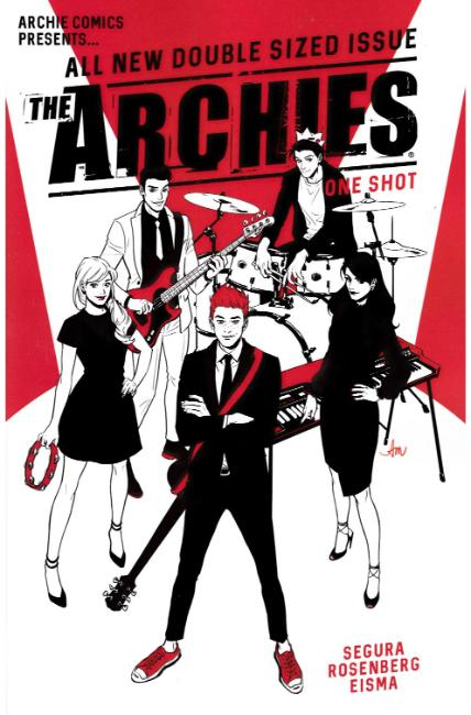 Archies (One Shot) Cover C [Archie Comic] THUMBNAIL