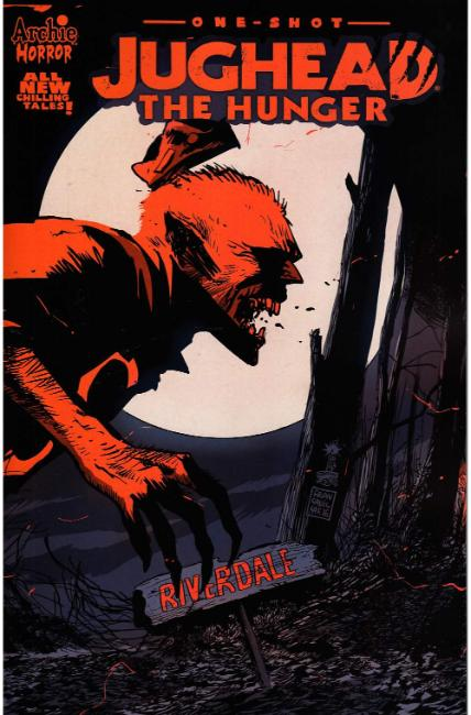 Jughead the Hunger (One Shot) Cover B [Archie Comic] THUMBNAIL