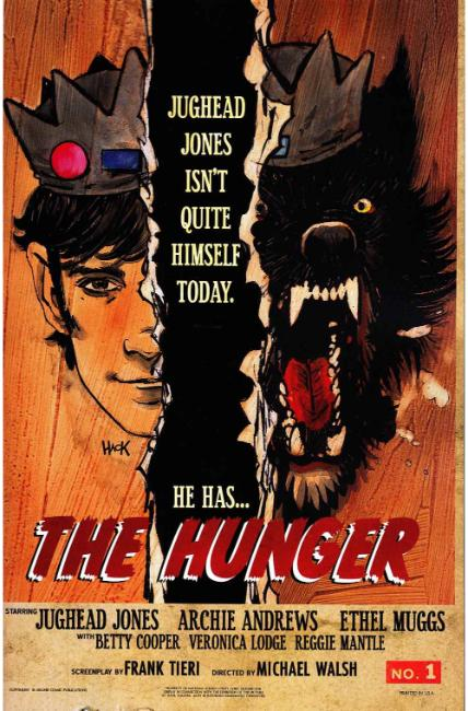 Jughead the Hunger (One Shot) Cover C [Archie Comic] THUMBNAIL