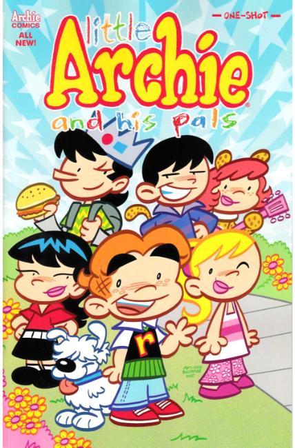 Little Archie (One Shot) Cover A [Archie Comic] THUMBNAIL