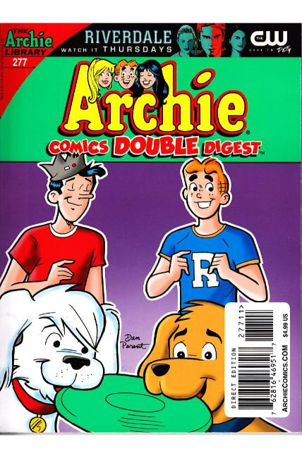 Archie Comics Double Digest #277 [Archie Comic] LARGE