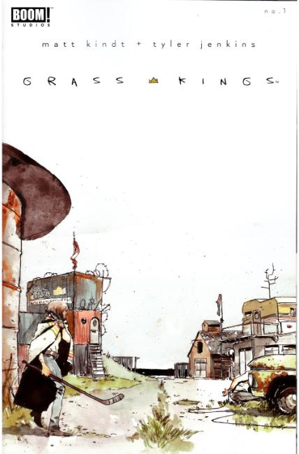 Grass Kings #1 Cover A [Boom Comic] LARGE
