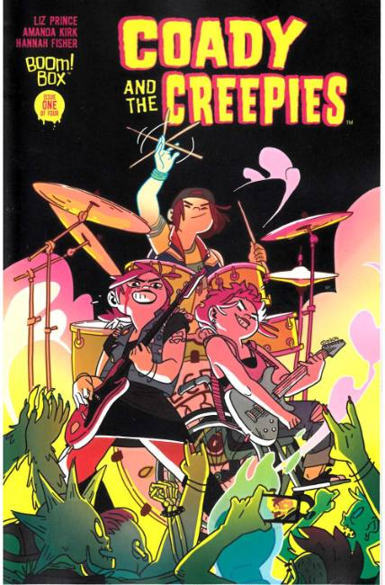 Coady & the Creepies #1 [Boom Comic]