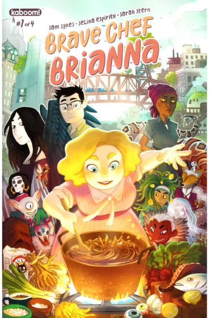Brave Chef Brianna #1 [Boom Comic] LARGE
