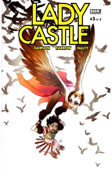 Ladycastle #3 [Boom Comic]