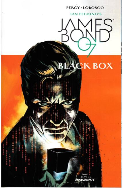 James Bond #1 Cover C- Masters [Dynamite Comic]_THUMBNAIL