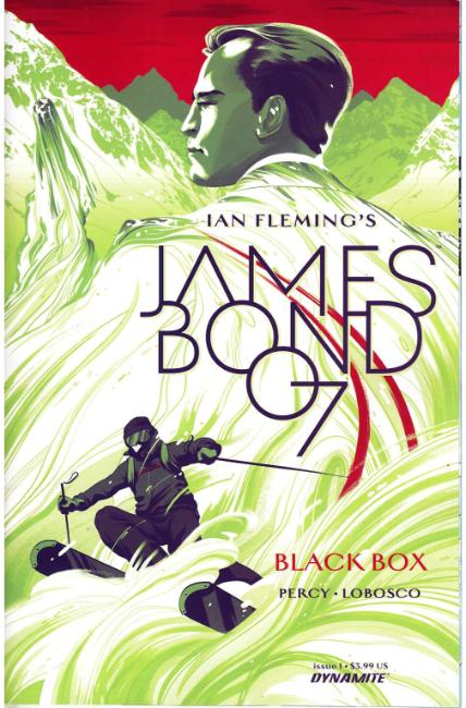 James Bond #1 Cover D- Montes [Dynamite Comic] THUMBNAIL