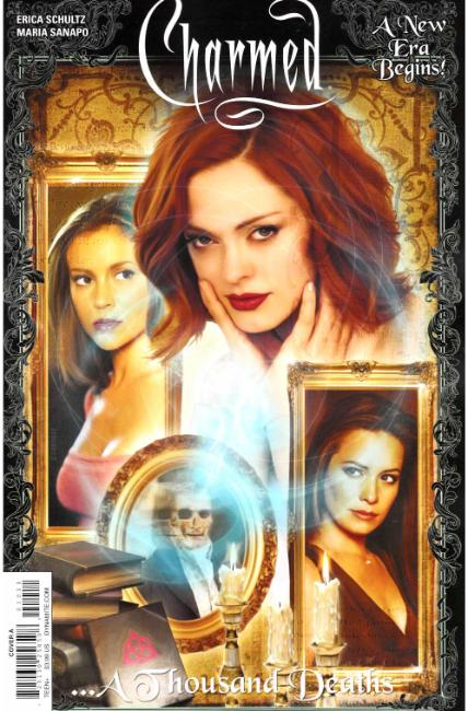 Charmed #1 Cover A [Dynamite Comic]