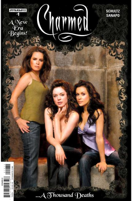 Charmed #1 Cover C [Dynamite Comic]